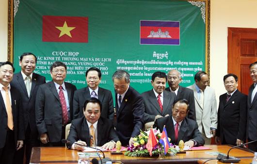 Thắt chặt quan hệ Đà Nẵng – Battambang, Siem Reap